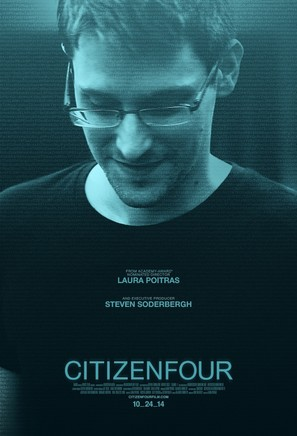 Citizenfour - Movie Poster (thumbnail)