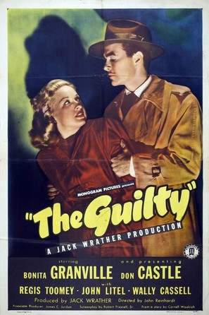 The Guilty - Theatrical poster (thumbnail)