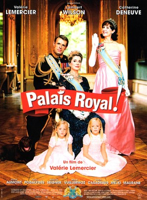 Palais royal! - French Movie Poster (thumbnail)