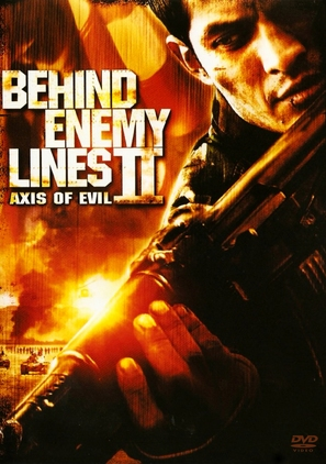 Behind Enemy Lines II: Axis of Evil - DVD movie cover (thumbnail)