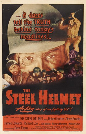 The Steel Helmet - Movie Poster (thumbnail)