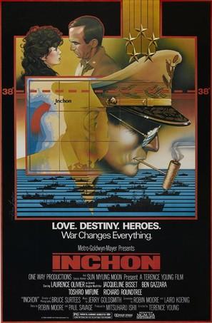 Inchon - Movie Poster (thumbnail)