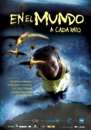 En el mundo a cada rato - Spanish Movie Poster (thumbnail)