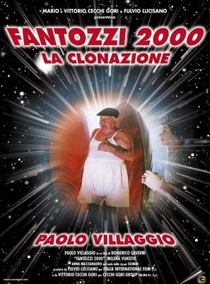 Fantozzi 2000 - la clonazione - Italian Movie Poster (thumbnail)