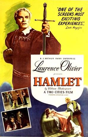 Hamlet - Movie Poster (thumbnail)