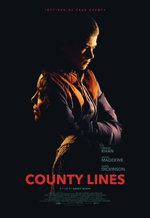 County Lines - Belgian Movie Poster (thumbnail)