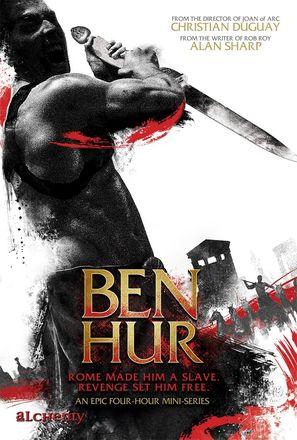 """""""Ben Hur"""" - Movie Poster (thumbnail)"""