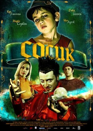 Çocuk - Turkish Movie Poster (thumbnail)