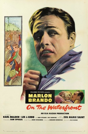 On the Waterfront - Movie Poster (thumbnail)