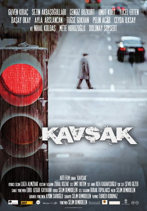 Kavsak - Turkish Movie Poster (thumbnail)