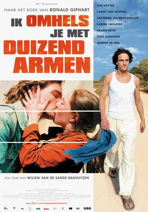 Ik omhels je met 1000 armen - Dutch Movie Poster (thumbnail)