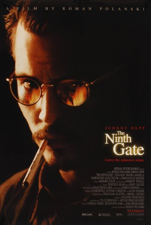 The Ninth Gate - Movie Poster (thumbnail)