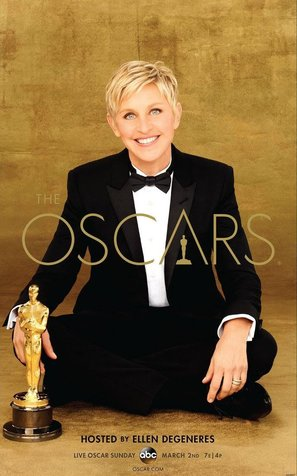 The Oscars - Movie Poster (thumbnail)