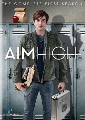 """""""Aim High"""" - DVD movie cover (thumbnail)"""