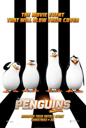 Penguins of Madagascar - Movie Poster (thumbnail)
