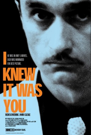 I Knew It Was You: Rediscovering John Cazale - Movie Poster (thumbnail)