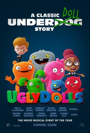 UglyDolls - Movie Poster (thumbnail)