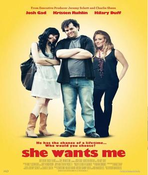 She Wants Me - Movie Poster (thumbnail)