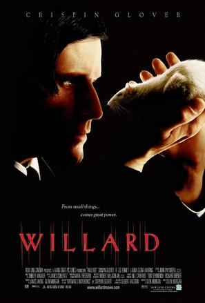 Willard - Movie Poster (thumbnail)