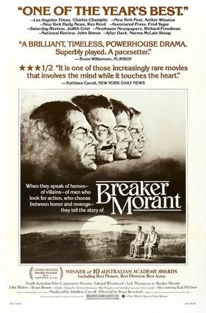 'Breaker' Morant - Movie Poster (thumbnail)