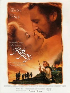 Rob Roy - Advance movie poster (thumbnail)