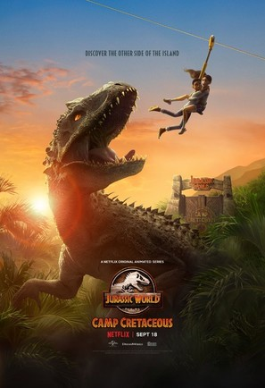 """Jurassic World: Camp Cretaceous"""