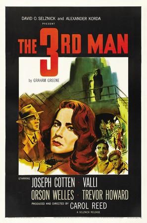 The Third Man - Movie Poster (thumbnail)