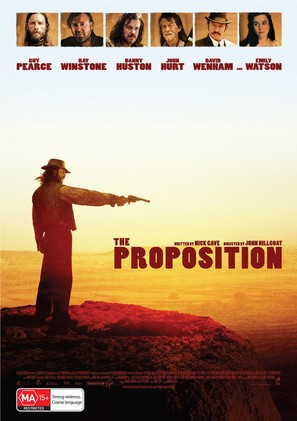 The Proposition - Australian Movie Poster (thumbnail)