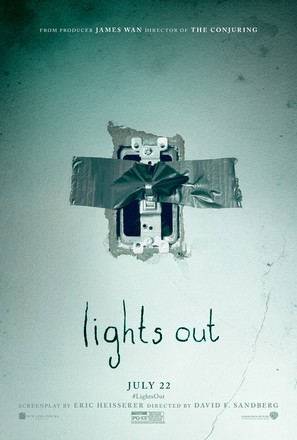 Lights Out - Movie Poster (thumbnail)