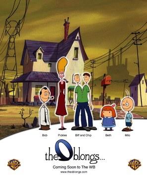 """The Oblongs..."" - Movie Poster (thumbnail)"
