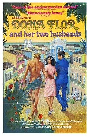Dona Flor e Seus Dois Maridos - Movie Poster (thumbnail)