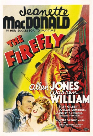 The Firefly - Movie Poster (thumbnail)