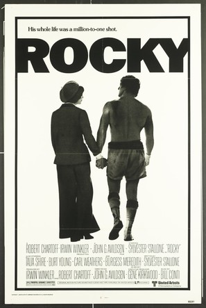 Rocky - Movie Poster (thumbnail)