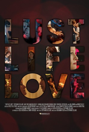 Lust Life Love - Movie Poster (thumbnail)