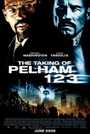 The Taking of Pelham 1 2 3 - Movie Poster (thumbnail)