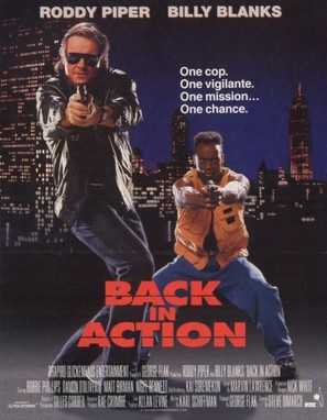 Back in Action - Canadian Movie Poster (thumbnail)