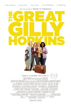 The Great Gilly Hopkins - Movie Poster (thumbnail)