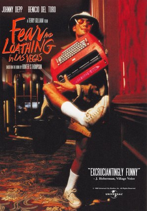 Fear And Loathing In Las Vegas - Movie Poster (thumbnail)