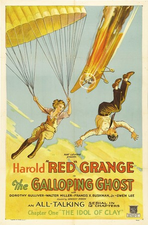 The Galloping Ghost - Movie Poster (thumbnail)