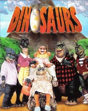"""Dinosaurs"" - Movie Poster (thumbnail)"