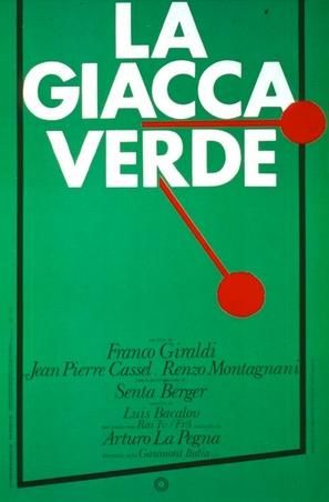 La giacca verde - Italian Movie Poster (thumbnail)