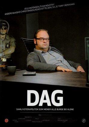 """""""Dag"""" - Norwegian DVD movie cover (thumbnail)"""