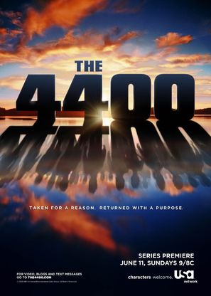 """The 4400"" - Movie Poster (thumbnail)"