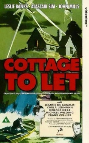 Cottage to Let - British Movie Poster (thumbnail)