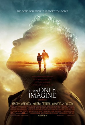 I Can Only Imagine - Movie Poster (thumbnail)