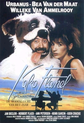 Koko Flanel - Belgian Movie Poster (thumbnail)