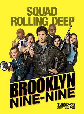 """Brooklyn Nine-Nine"" - Movie Poster (thumbnail)"