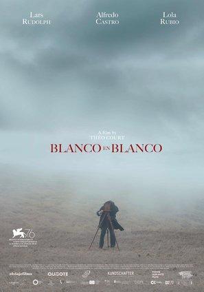 White on White - Chilean Movie Poster (thumbnail)
