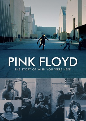Pink Floyd: The Story of Wish You Were Here - DVD cover (thumbnail)