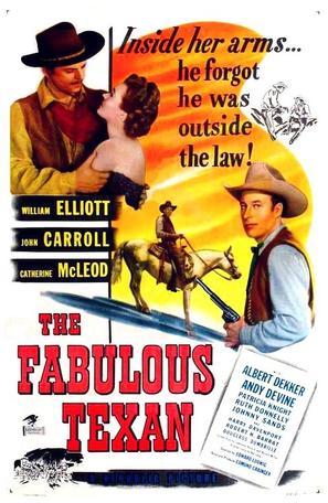 The Fabulous Texan - Movie Poster (thumbnail)